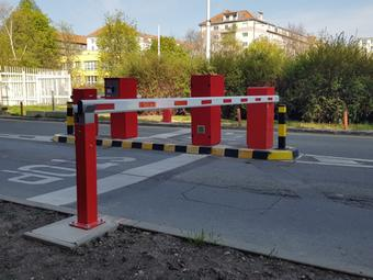 Parking and access barriers